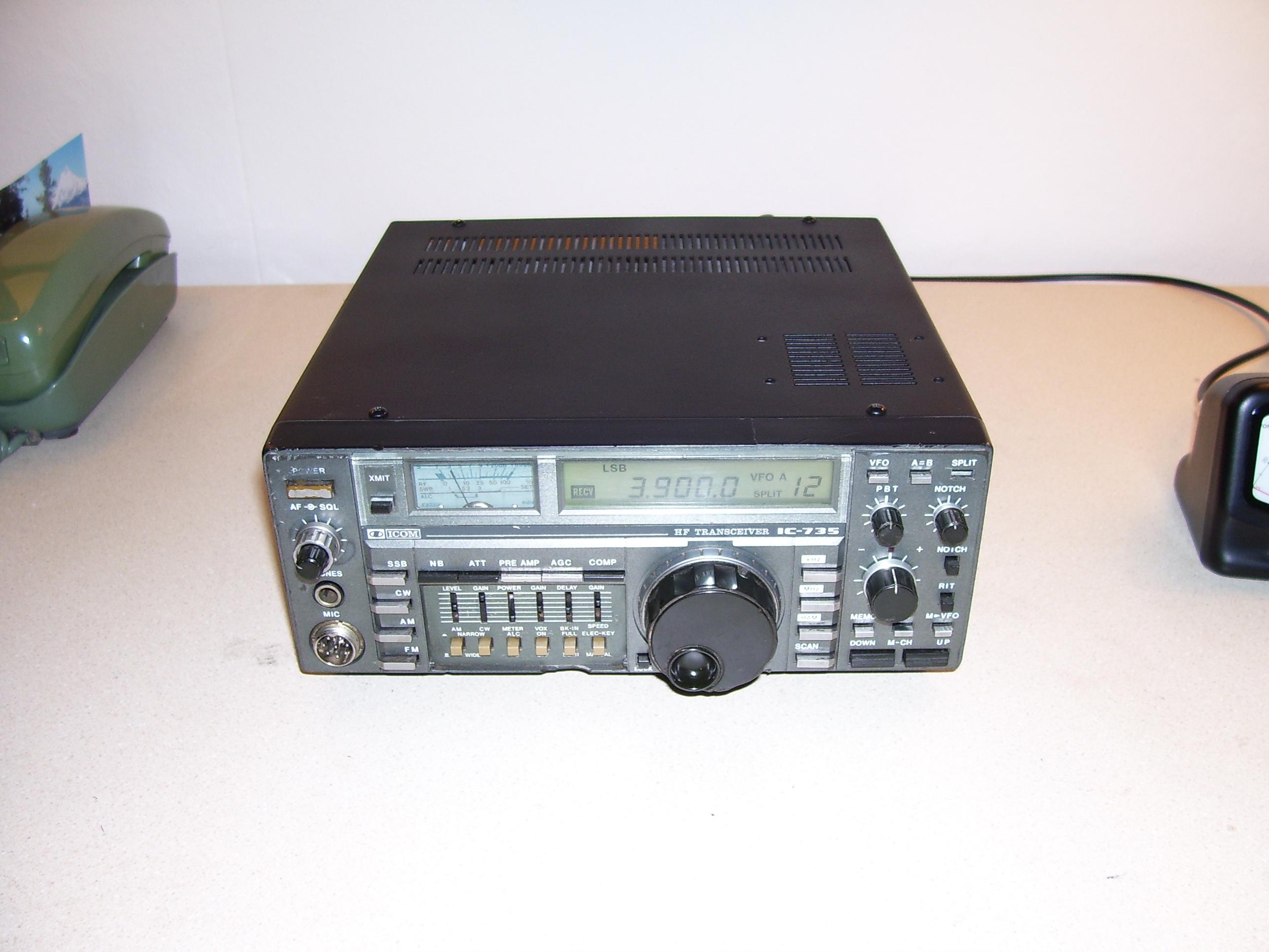 Icom IC-735 Repair