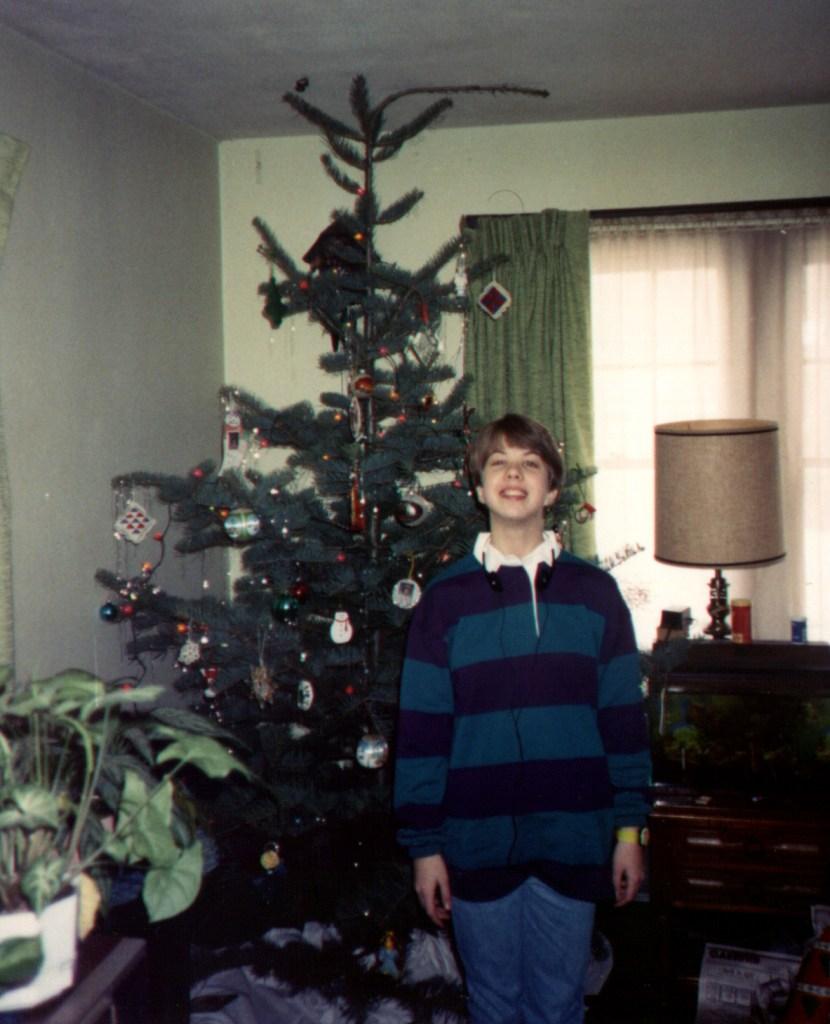 Christmas Tree In New York